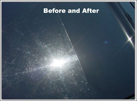 Curbside Mobile Detailing Before And After