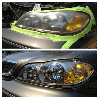 Headlight Restorationg